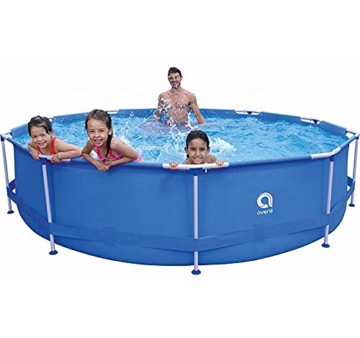 Avenli SteelSuper Stahlramen Aufstellpool 300 x 76 cm Frame Pool Schwimmbecken Gartenpool ohne Pumpe - 2