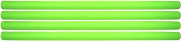 Best Sporting 57159 Ersatz Trampolin Schaumstoffrohr Set grün für 305, 366, 426 ca. 110 cm (12) - 2