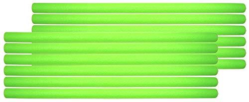 Best Sporting 57159 Ersatz Trampolin Schaumstoffrohr Set grün für 305, 366, 426 ca. 110 cm (12) - 4
