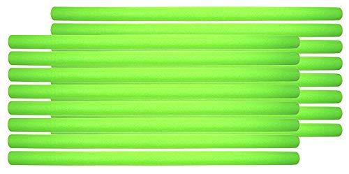 Best Sporting 57159 Ersatz Trampolin Schaumstoffrohr Set grün für 305, 366, 426 ca. 110 cm (12) - 5