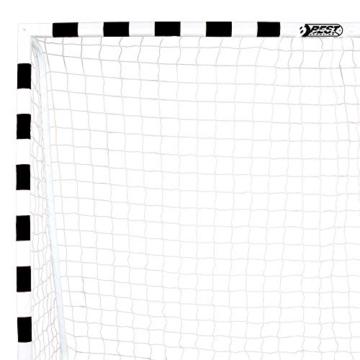 Best Sporting Fußballtor Soccer 300 x 160 x 90 cm, schwarz-weiß - 2