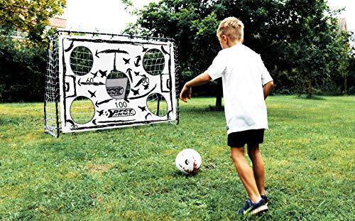 Best Sporting Torwand für Fußballtor 213 x 152 cm (Taktik) - 2