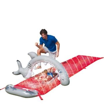 Bestway 41cm Shark Bite Wasser Slide - 1
