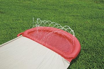 Bestway 52213 - H2OGO Slide-n-Splash Bowling Wasserrutsche, 549x138 cm - 10