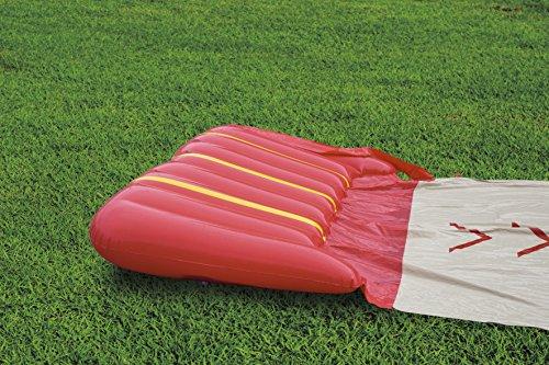 Bestway 52213 - H2OGO Slide-n-Splash Bowling Wasserrutsche, 549x138 cm - 11