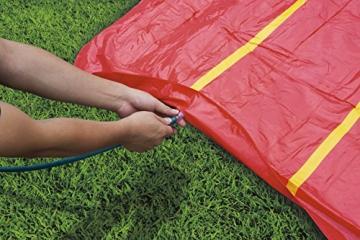 Bestway 52213 - H2OGO Slide-n-Splash Bowling Wasserrutsche, 549x138 cm - 14