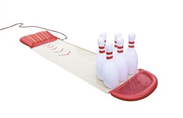 Bestway 52213 - H2OGO Slide-n-Splash Bowling Wasserrutsche, 549x138 cm - 6