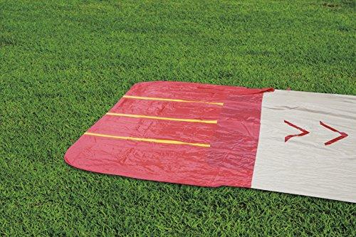Bestway 52213 - H2OGO Slide-n-Splash Bowling Wasserrutsche, 549x138 cm - 8