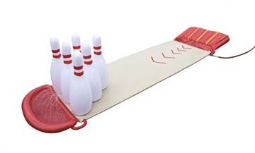 Bestway 52213 - H2OGO Slide-n-Splash Bowling Wasserrutsche, 549x138 cm - 9