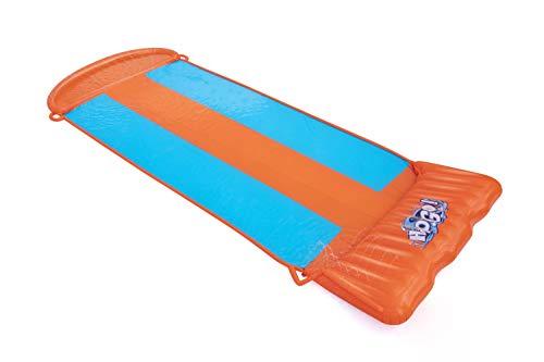 BESTWAY 52258 H2OGO Wasserrutsche Slide, Triple, Mehrfarbig, 549 cm - 11