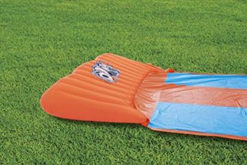 BESTWAY 52258 H2OGO Wasserrutsche Slide, Triple, Mehrfarbig, 549 cm - 13