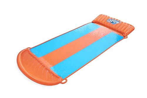 BESTWAY 52258 H2OGO Wasserrutsche Slide, Triple, Mehrfarbig, 549 cm - 6