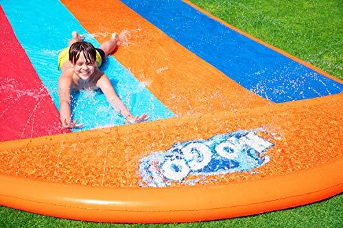Bestway 52323 H2OGO 4er-Wasserrutsche 488 cm, color - 11