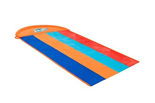 Bestway 52323 H2OGO 4er-Wasserrutsche 488 cm, color - 4