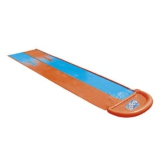 Bestway 52328 H2OGO Doppel-Wasserrutsche 488 cm, color - 1