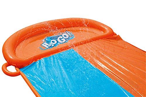 Bestway 52328 H2OGO Doppel-Wasserrutsche 488 cm, color - 7
