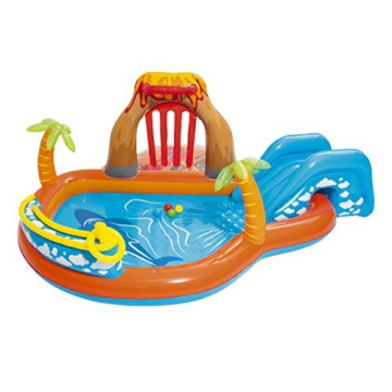 Bestway 53069 Lava Lagoon Play Center Planschbecken 104x104x41cm - 1