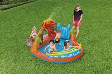 Bestway 53069 Lava Lagoon Play Center Planschbecken 104x104x41cm - 11