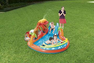 Bestway 53069 Lava Lagoon Play Center Planschbecken 104x104x41cm - 12