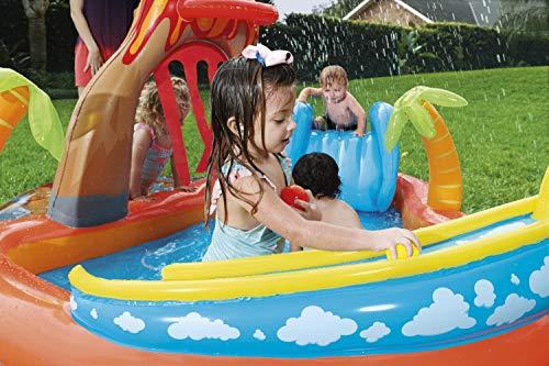 Bestway 53069 Lava Lagoon Play Center Planschbecken 104x104x41cm - 13