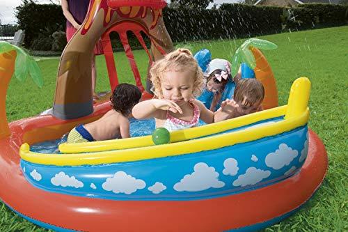 Bestway 53069 Lava Lagoon Play Center Planschbecken 104x104x41cm - 14