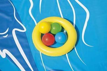 Bestway 53069 Lava Lagoon Play Center Planschbecken 104x104x41cm - 6