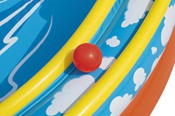 Bestway 53069 Lava Lagoon Play Center Planschbecken 104x104x41cm - 7