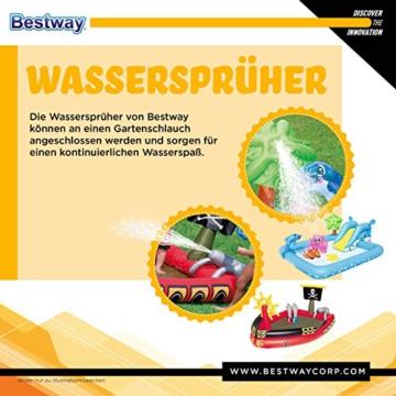 Bestway 53069 Lava Lagoon Play Center Planschbecken 104x104x41cm - 9