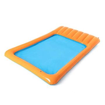 Bestway 53080 Slide-In-Planschbecken 341 x 213 x 38 cm, Color - 1