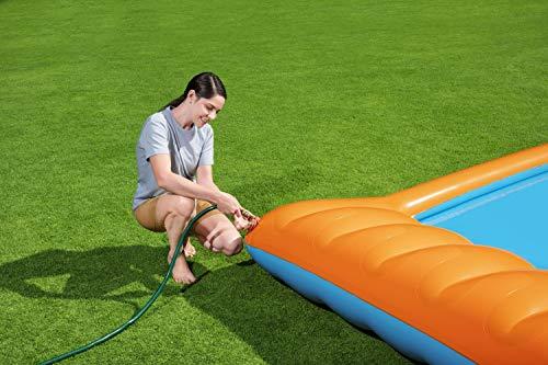 Bestway 53080 Slide-In-Planschbecken 341 x 213 x 38 cm, Color - 10