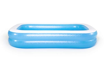 Bestway 54006 Family, Pool rechteckig für Kinder, leicht aufbaubar, blau, 262x175x51 cm, Color - 11