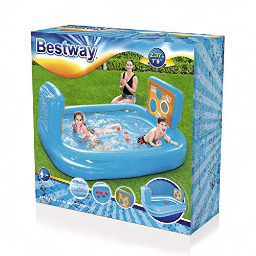 Bestway 54170 Skill Shot Play Pool Planschbecken 237x152x94cm - 3