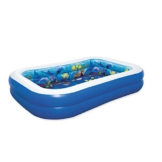 Bestway 54177 Undersea Adventure Pool Planschbecken 262x175x51cm - 1