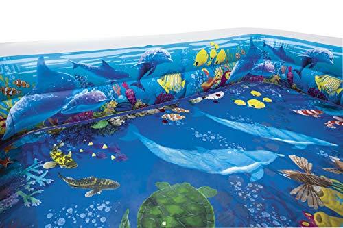 Bestway 54177 Undersea Adventure Pool Planschbecken 262x175x51cm - 10