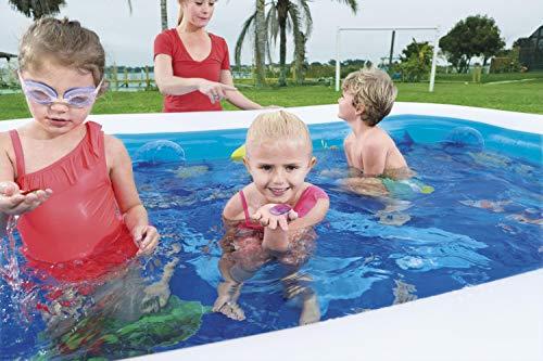 Bestway 54177 Undersea Adventure Pool Planschbecken 262x175x51cm - 12