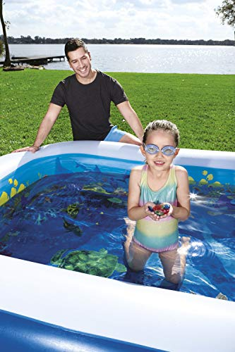 Bestway 54177 Undersea Adventure Pool Planschbecken 262x175x51cm - 14