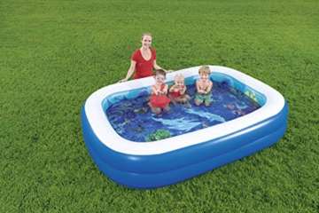 Bestway 54177 Undersea Adventure Pool Planschbecken 262x175x51cm - 2