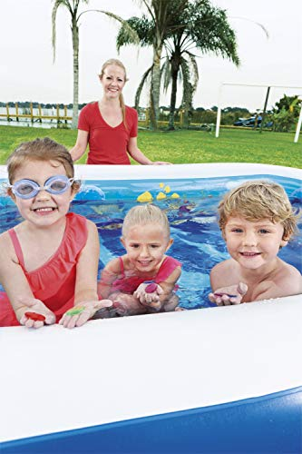 Bestway 54177 Undersea Adventure Pool Planschbecken 262x175x51cm - 8
