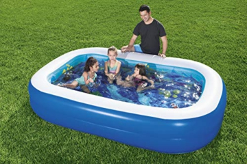 Bestway 54177 Undersea Adventure Pool Planschbecken 262x175x51cm - 9
