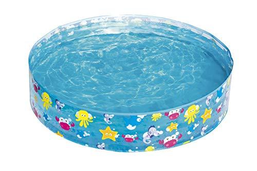 "Bestway 55028 - Fill 'N Fun Fixbecken 122x25cm ""Ocean Life"" - 6"