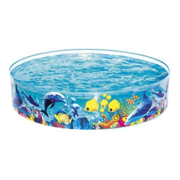 "Bestway 55030 - Fill 'N Fun Fixbecken 183x38cm ""Clownfish"", - 1"