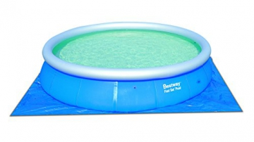 Bestway 57148 Fast Set Pool Set mit Filterpumpe + Zubehör 457x122cm - 2