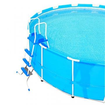 Bestway 57148 Fast Set Pool Set mit Filterpumpe + Zubehör 457x122cm - 5