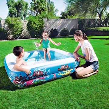 Bestway Canopy Kinder Pool Schwimmbecken Planschbecken Swimmingpool 265 L 52192 - 3