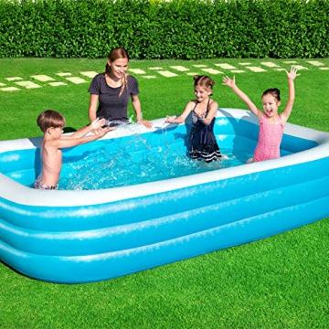 Bestway Family Pool Deluxe, 305 x 183 x 56 cm - 4