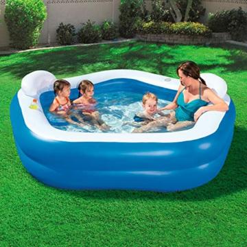 Bestway Family Pool Fun 213 x 206 x 69 cm - 5