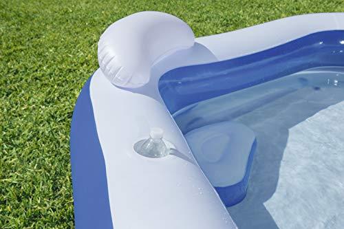 Bestway Family Pool Fun 213 x 206 x 69 cm - 6