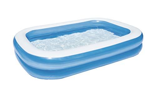 "Bestway Family Pool""Blue Rectangular"", 262x175x51cm - 1"