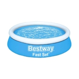 Bestway Fast Set Pool, 183 x 51 cm, ohne Pumpe, rund, blau - 1