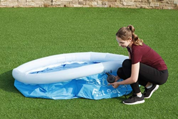 Bestway Fast Set Pool, 183 x 51 cm, ohne Pumpe, rund, blau - 8